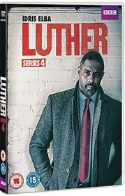 Luther Series 4 (DVD)