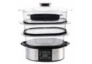 Sunbeam - Electronic Food Steamer - Silver
