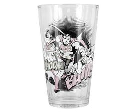 Dc Comics Colour Change Glass