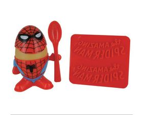 Spider Man Egg Cup