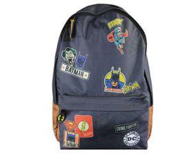 Batman Comics Backpack
