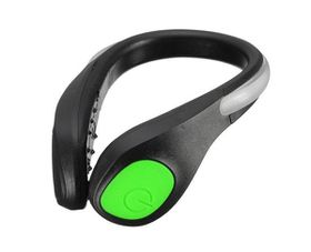 Shoe Clip LED Light Green