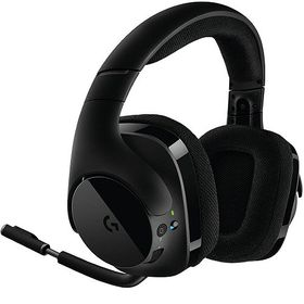 Logitech: G533 Wireless DTS 7.1 Surround Gaming Headset (PC)