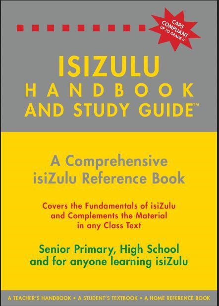 The isizulu handbook and study guide grade 12 buy online in the isizulu handbook and study guide grade 12 loading zoom fandeluxe Images