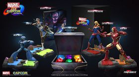 Marvel vs Capcom Infinite Collector's Edition (PS4)