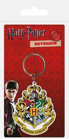 Harry Potter: Hogwarts Rubber Keyring (Parallel Import)