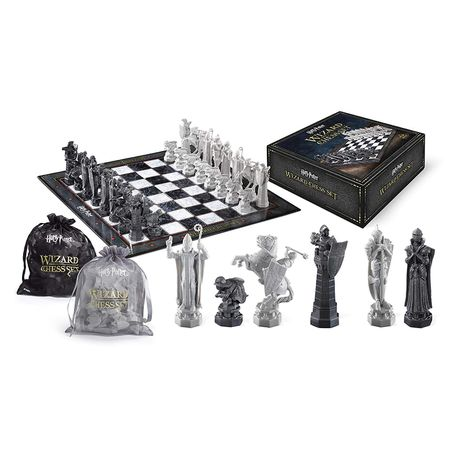 Harry Potter: Wizard Chess Set   Buy Online in South Africa