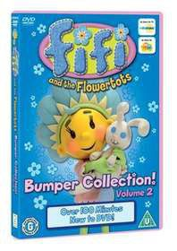 Fifi & The Flowertots - Bumper Collection Vol.2 - (Import DVD)