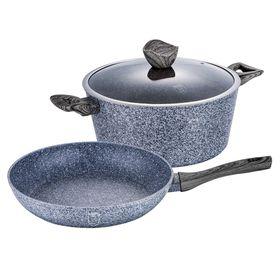 Berlinger Haus - 3 Piece Cookware Set