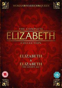 Elizabeth & Elizabeth Golden Age Se - (Import DVD)