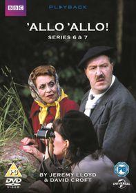Allo Allo - Series 6 & 7 - (Import DVD)