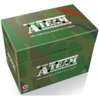 The A-Team : Ultimate Collection (27 Discs) - (DVD)
