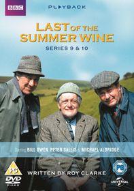 Last Of The Summer Wine 9 & 10 - (Import DVD)