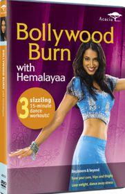 Bollywood Burn With Hemalayaa - (Import DVD)