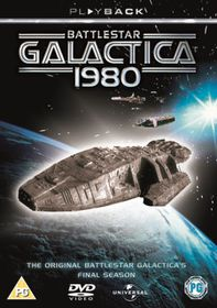 Battlestar Galactica 1980-The Complete Final Season - (Import DVD)