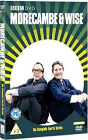 Morecambe & Wise-Series 4 - (Import DVD)