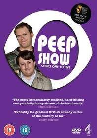 Peep Show 1 - 5 Complete (DVD)