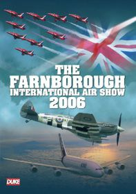 The Farnborough International Air Show 2006 - (Import DVD)