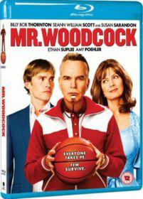 Mr. Woodcock - (Import Blu-ray Disc)