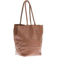 Leathim Calabash Leather Handbag