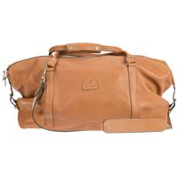 Duffel Heritage Leather Travel Bag