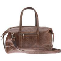 Leathim Bulsak Leather Travel Bag