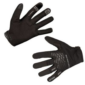 Endura Gloves II - Matte Black