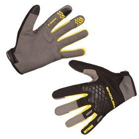 Endura Gloves II - Black