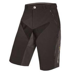 Endura Spray Baggy Shorts II - Black