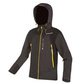 Endura Waterproof Jacket II - Black