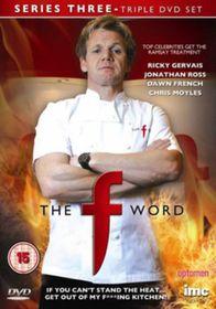 F Word-Series 3 - (Import DVD)