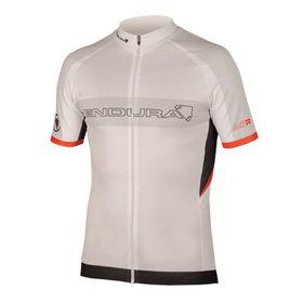 Endura MTR Race Jersey Short Sleeve - White