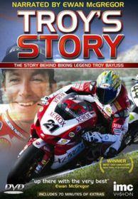 Troy Bayliss-Troy's Story - (Import DVD)
