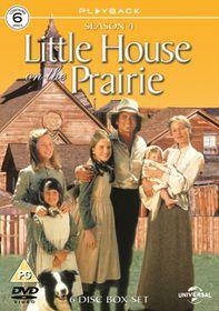 Little House On The Prairie Series 4 - (Import DVD)