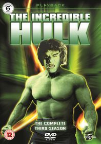 Incredible Hulk - Series 3 - (Import DVD)