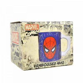 Marvel: Spider-Man Embossed Mug (Parallel Import)
