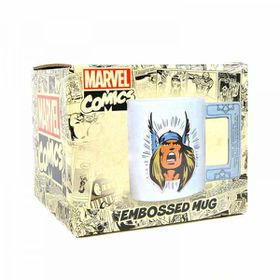 Marvel: Thor Embossed Mug (Parallel Import)