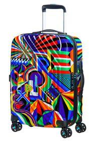 American Tourister 55cm TSA MWM Summer Fun Spinner - Verctorfunk