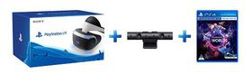 Sony Playstation VR + Camera + VR Worlds (PS4)