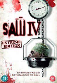 Saw IV (DVD)