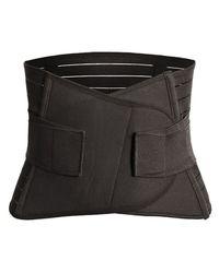 5b76e11d52 Adjustable Velcro Waist Trainer Belt - Black (Size  XL 2XL)