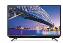 "JVC 32"" LED TV With Built In Sound Bar"