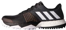 Adidas Men's Adipower S Boost 3 Golf Shoe - Black & White