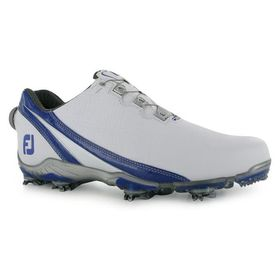 Footjoy Men's DNA Boa Golf Shoe - White & Blue