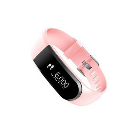 Trax 101HR Fitness Tracker - Pink