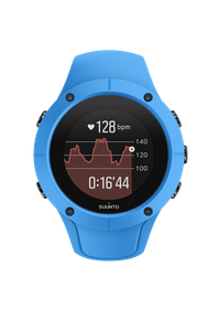 Suunto Spartan Trainer Wrist HR Sport Watch - Blue