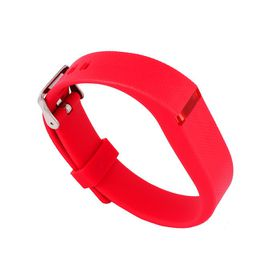 Fitbit Flex Replacement Silcone Band - Red