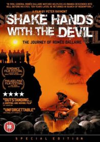 Shake Hands With The Devil - (Import DVD)