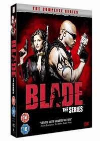 Blade TV Series (DVD)