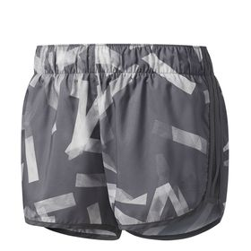 Women's adidas M10 Printed Running Shorts